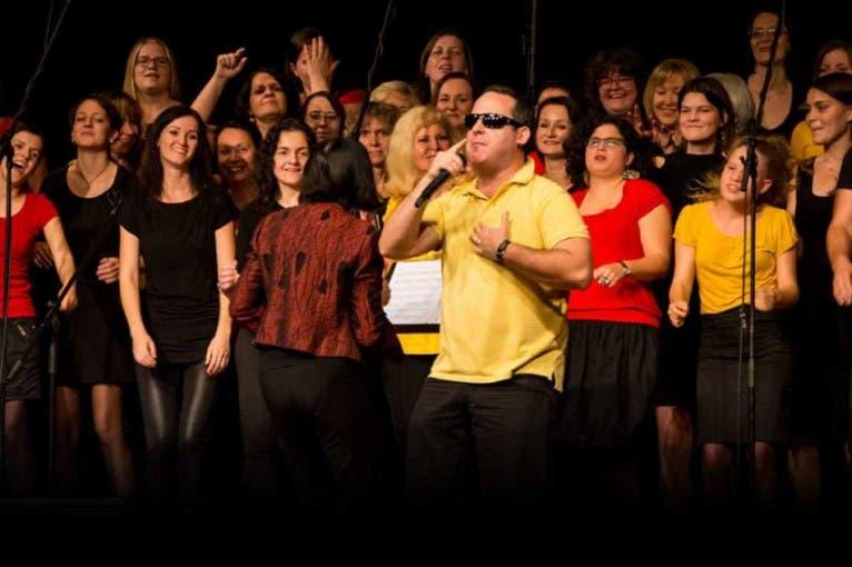 Gospel Brno choir