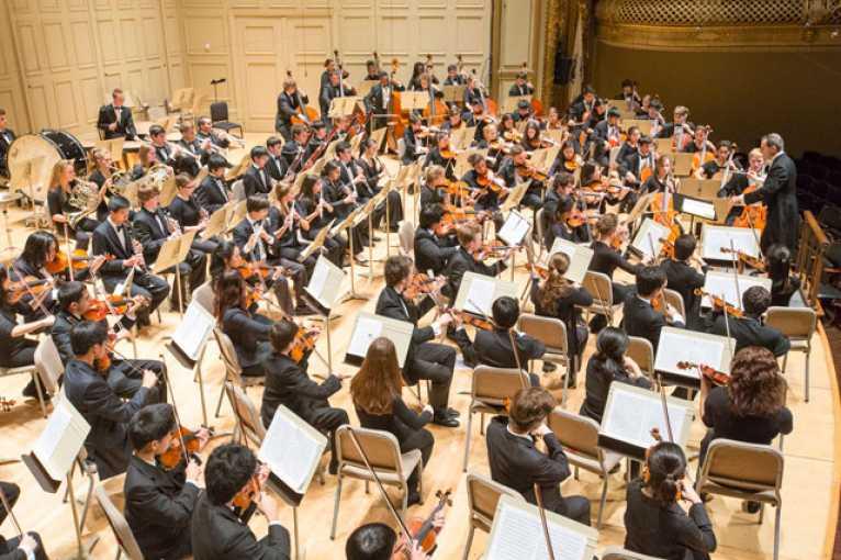 Boston Youth Symphony Orchestra