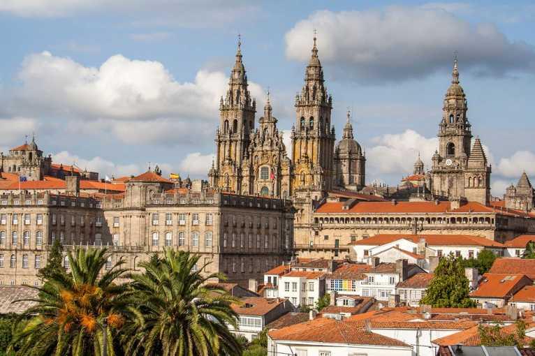 Putování z Čech do Santiága de Compostela