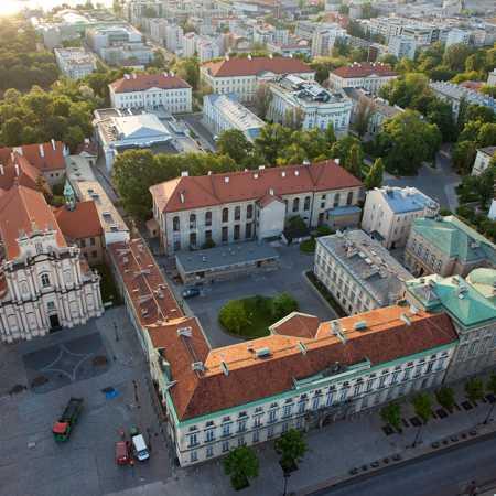 Kampus Centralny UW