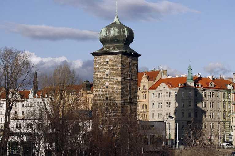 Vodárenské věže