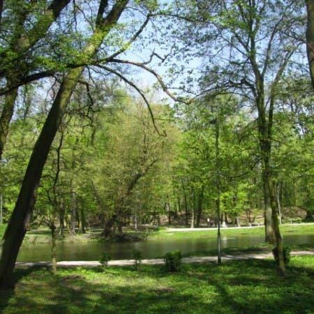 Park Miejski w Gnieźnie