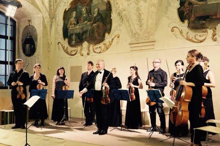 Advent Concert: Martinů Strings Prague