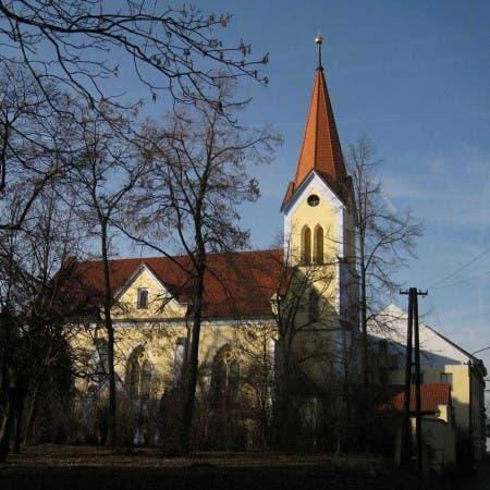 Římskokatolická farnost Plzeň-Lobzy