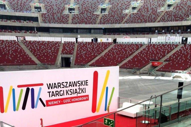 9. Warszawskie Targi Książki 2018