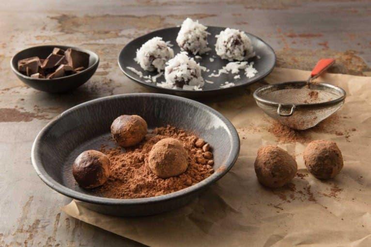 Warsztaty kulinarne: Magia czekolady. Trufle i Praliny