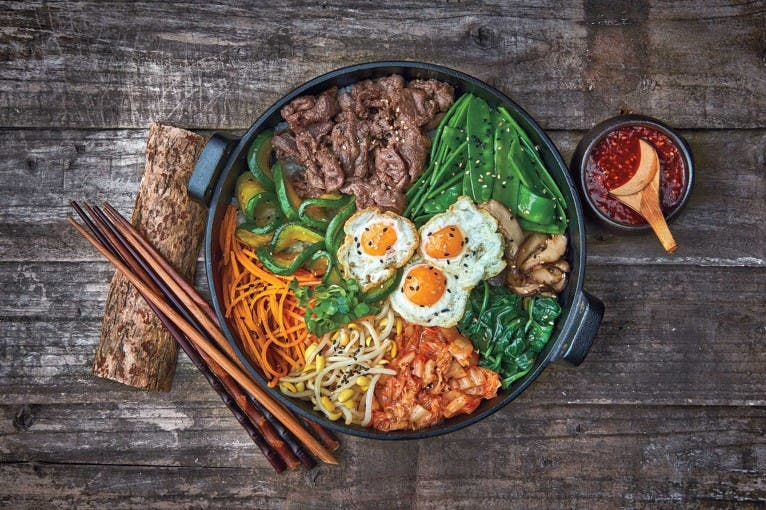 Warsztaty kulinarne: Korea