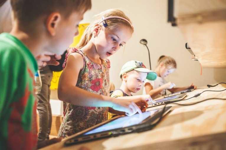 Artparking – kurz současného umění pro děti