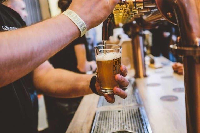 Salón piva Praha 2018