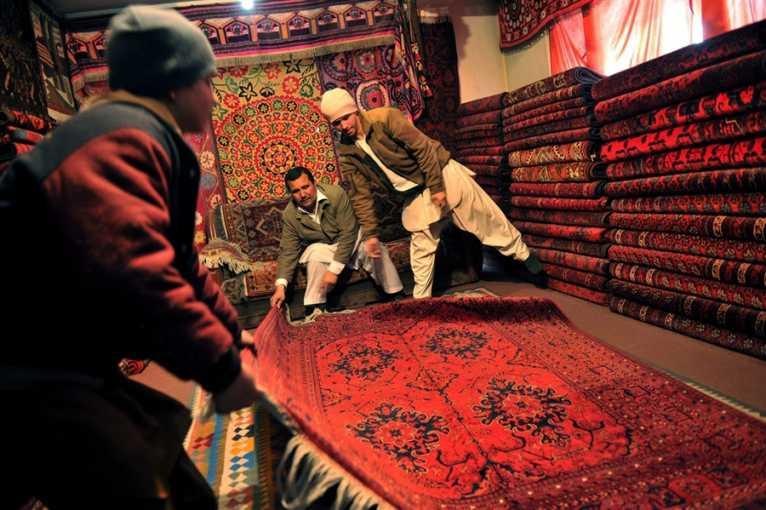 Sousedské setkání: Afghánistán