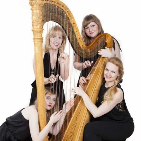 Prah-a-harP kvartet