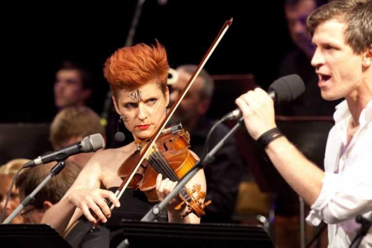 Jihočeská filharmonie: Balada pro banditu