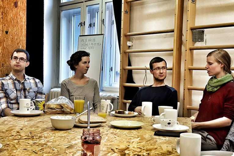Snídaně na Moraváku