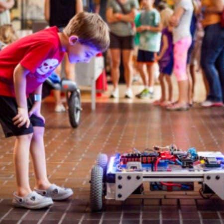 Maker Faire Praha 2018