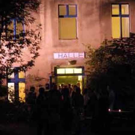 Halle Tanzbühne Berlin