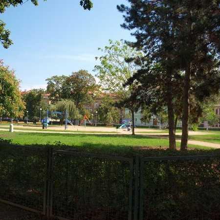 Park na náměstí 28. října
