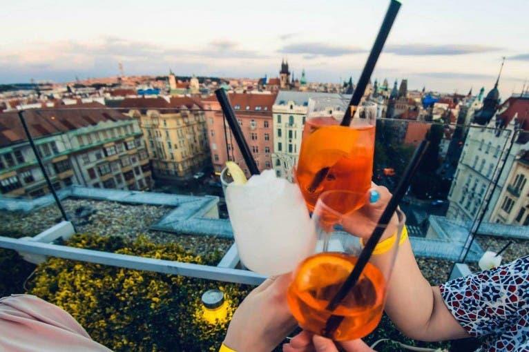 Prague Rooftop Festival 2018
