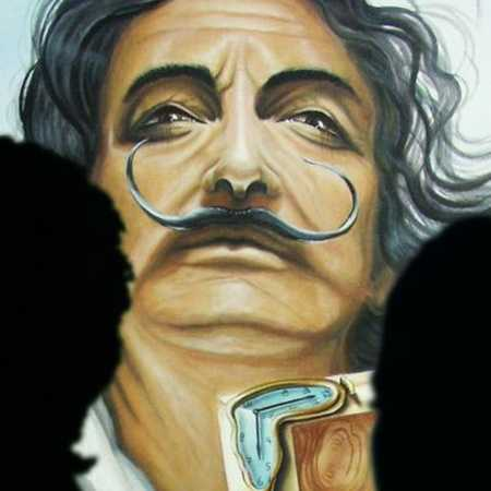 Dalí – The Exhibition at Potsdamer Platz