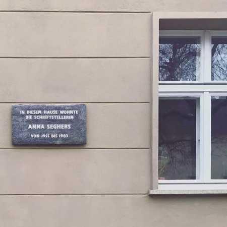 Anna-Seghers-Gedenkstätte