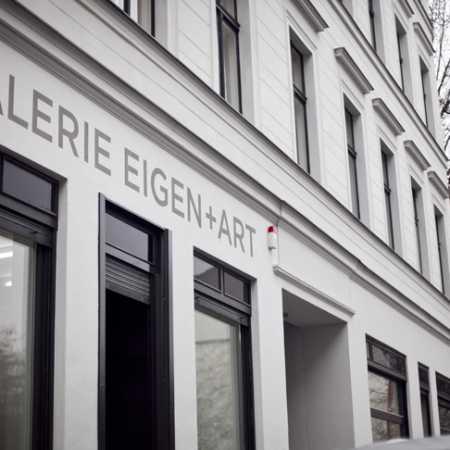 Eigen + Art Gallery