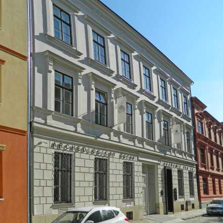 Archeologický ústav Akademie věd ČR Brno