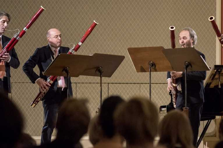 Advent Concert III: Ensemble of the Czech Double Reed Society