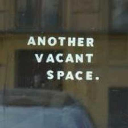 Another Vacant Space.