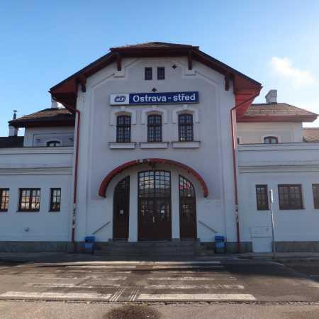 Železniční muzeum moravskoslezské