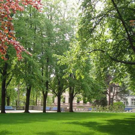 Castle Park Jičín