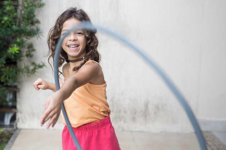 Kurzy moderního tance pro děti