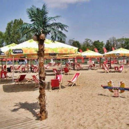 Plaża Wilanów