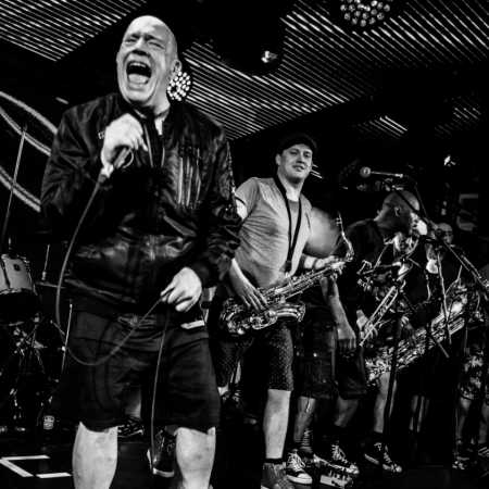 Bad Manners + support