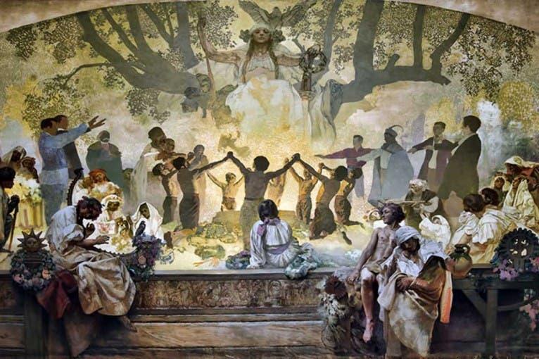 Alfons Mucha: The Slav Epic
