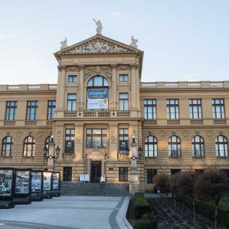 The City of Prague Museum – Main Building