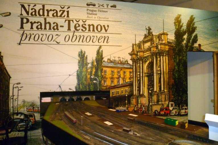 Nádraží Praha-Těšnov ‒ provoz obnoven