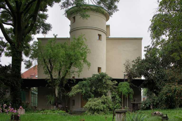Stálá expozice: Rothmayerova vila