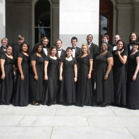 San Diego Mesa College Vocal Ensemble & Česká píseň