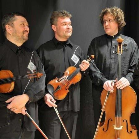 Nosticovo kvarteto