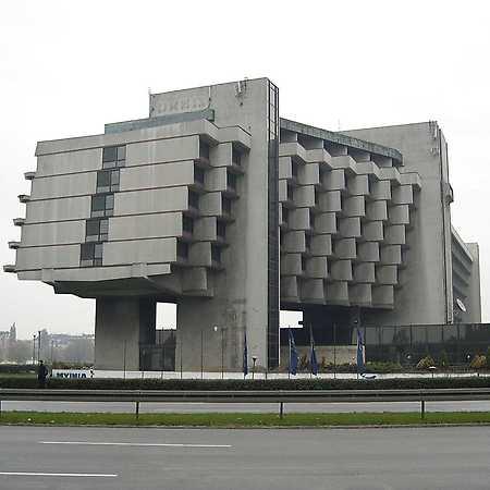 Budynek Hotelu Forum