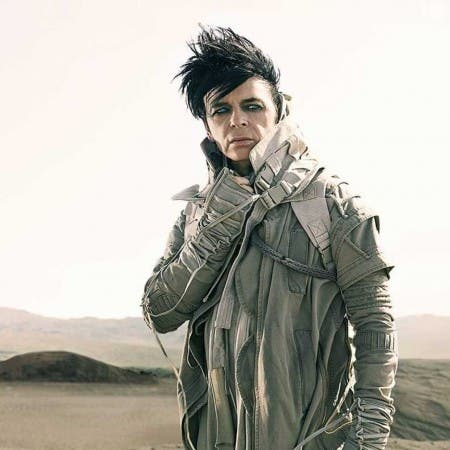 Gary Numan + special guest: Nightmare Air