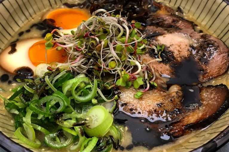 Miska Ramen at AntHill