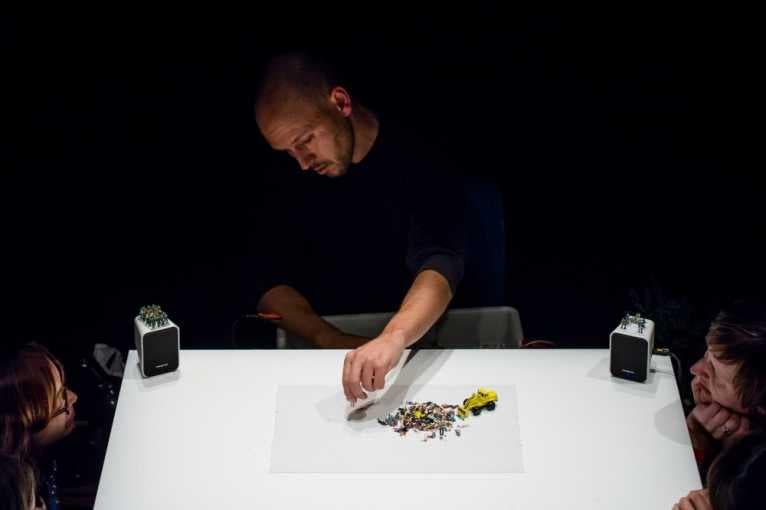 Workshop s Davidem Espinozou