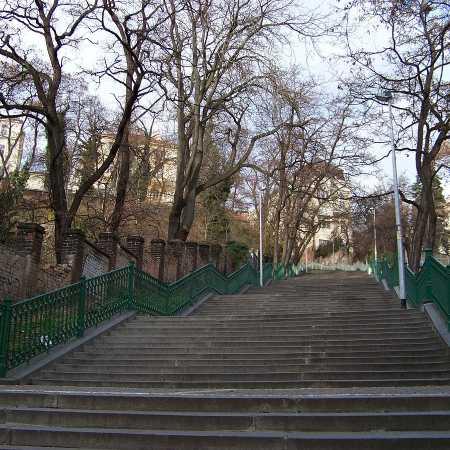 Nuselské schody