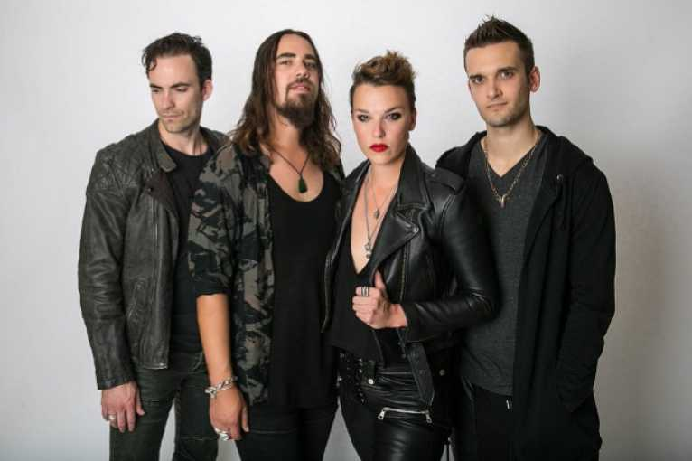Halestorm + The Walkers