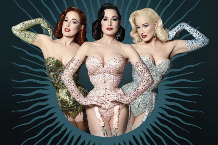 Dita von Teese: The Art of the Teese