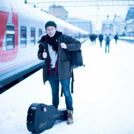 Slavnostní zakončení IRMF + Rusko, sníh a rock'n'roll