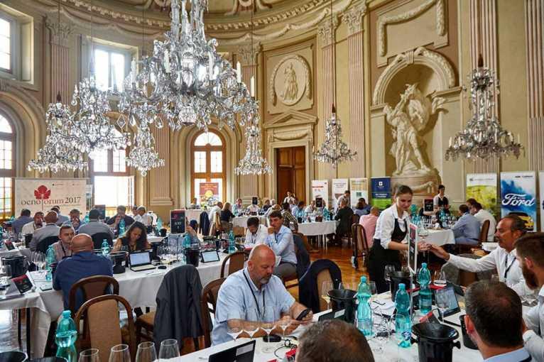 Mezinárodní vinařská konference při Oenoforu 2018