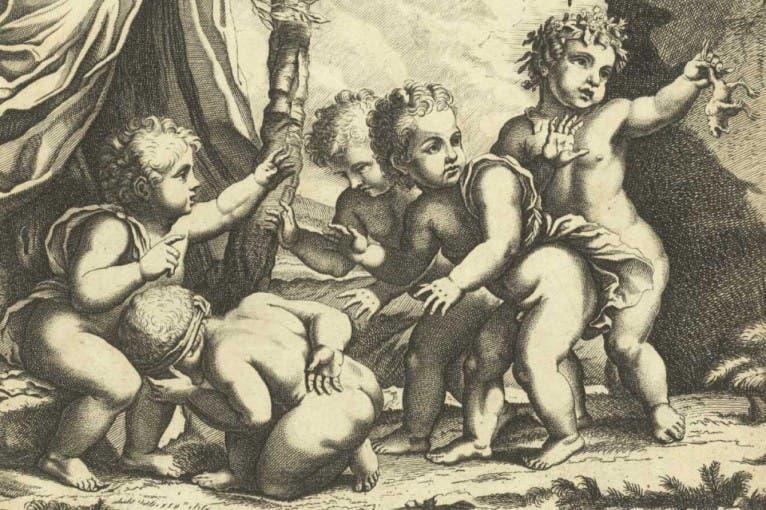 Wenceslaus Hollar Bohemus: Řeč jehly a rydla