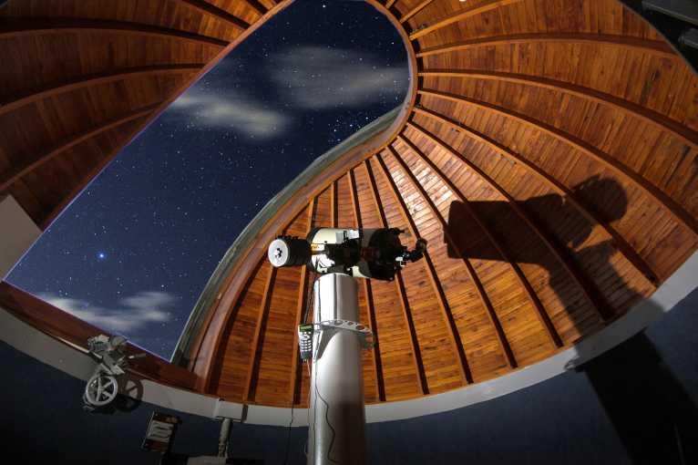 Astronomické pozorování