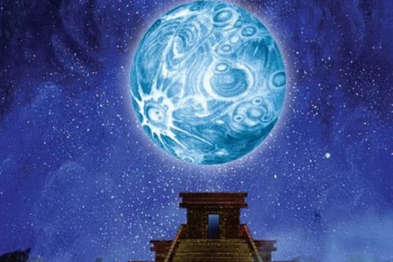 Bohové a hvězdy starých Mayů